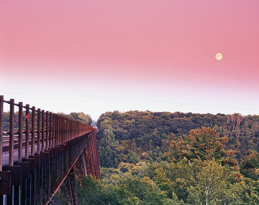 Arcola Soo Line Bridge