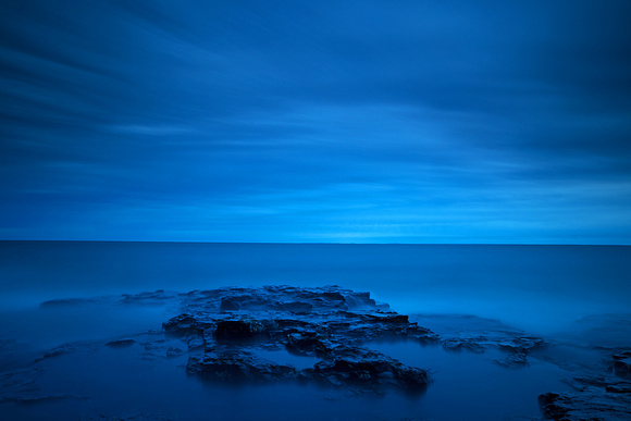 Blue Twilight