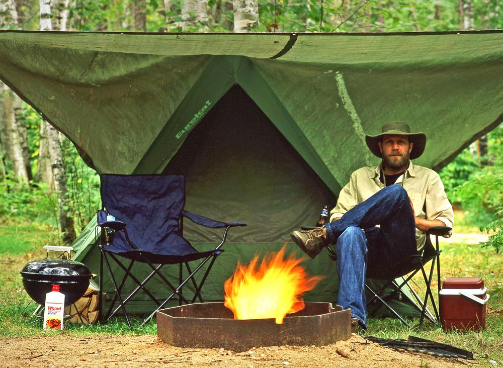 Zippel Bay Camping