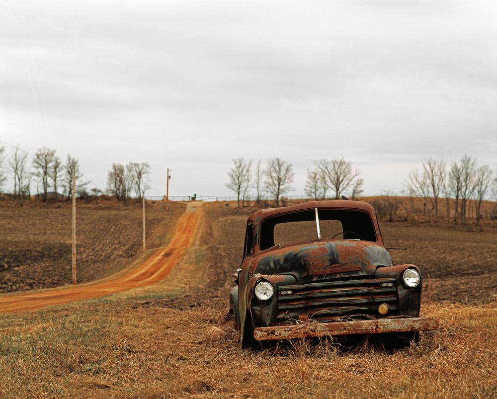 Highway 43 Junk Truck